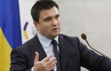 Глава МИД Украины Климкин ответил на жесткие обвинения Зеленского