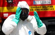 Коронавирус в Испании: количество умерших за две недели стало больше, чем в Китае, статистика