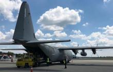 Паводки в Украине: Италия отправила на помощь Киеву самолет с гуманитарным грузом