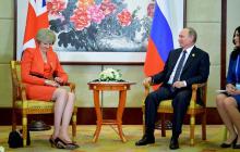 Тереза Мэй жестко и откровенно поговорила с Путиным – подробности встречи