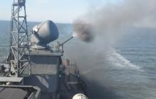 Россия открыла огонь возле Керченского пролива: что устроил оккупант в Черном море