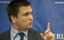 """Климкин: """"Ситуация в Азове показала, что дерзость РФ показная, Москва испугалась реакции мира и выжидает"""""""
