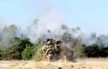На Донбассе кровопролитные артиллерийские бои по всему фронту: оккупант дорого платит за эскалацию