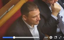 Младший брат Добкина поразил соцсети странным поведением в Раде: опубликовано необычное видео