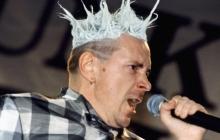 Фронтмен скандальной панк-группы Sex Pistols Джонни Роттен вдруг признался в симпатии к Трампу