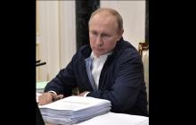 Сеть поразило фото постаревшего Путина: таким президента РФ давно не видели