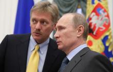 """""""Важна концептуальная позиция"""", - стало известно, как Кремль отреагировал на заявление Зеленского по Донбассу"""