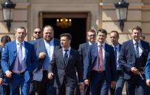 У Зеленского рассказали о единственном кандидате на должность главы МИД