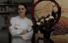Сладкая победа: кондитер из Мукачево взяла бронзу на кулинарной олимпиаде в Германии (фото)