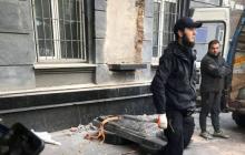 Скабеева вышла из себя из-за истории с барельефом Жукова в Одессе