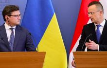 Венгрия резко ответила Украине из-за конфликта на местных выборах