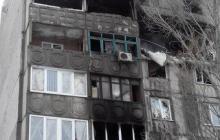 Первомайск после жуткой ночи: разрушенные дома и сожженные квартиры