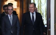 """Глава МИД Германии: """"Китай и Россия хотят поделить Европу"""""""