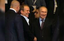 У Путина пояснили роль Медведчука в Украине при президенте Зеленском