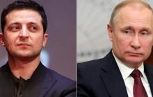В Кремле заговорили о начале диалога Путина и Зеленского