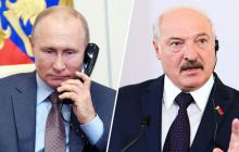 """В соцсетях появился перехват разговора """"Путина и Лукашенко"""": курьезное видео"""