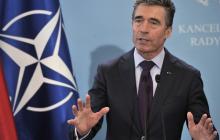 Бывший генсек НАТО Андерс Фог Расмуссен рассказал, на каких условия Украину примут в Альянс