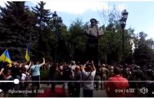 Россияне потрясены сносом памятника Жукову: видео из Харькова вызвало грандиозный скандал в РФ