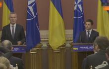 Вступление Украины в НАТО: Зеленский назвал условие