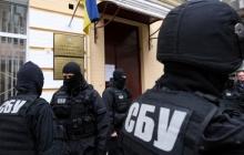 В столице Украины задержан вооруженный гражданин РФ
