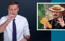 """Навальный показал, как """"жирует"""" главный пропагандист Путина Соловьев"""