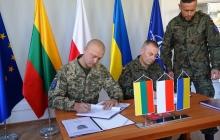 LITPOLUKRBRIG под командованием Украины: прославленную бригаду возглавил полковник ВСУ Братишко