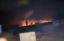 США ночным авиаударом ликвидировали верхушку проиранской группировки под Багдадом - война разгорается