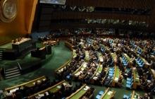 """Россия потребовала исключить Эстонию из ООН: в Госдуме РФ назвали """"причину"""" требования"""