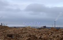 В оккупированном Крыму Керчь может настигнуть новая экологическая катастрофа уже в 2019 году - кадры