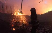 Смертельный пожар в военной части ВСУ под Львовом: первые данные о погибших