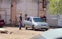 Захват заложника в Полтаве: подозреваемый с полковником Шияном движется в сторону Киева на полицейском авто
