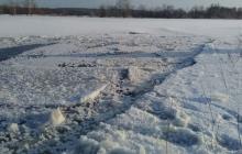 В Луцке под лед на реке провалился 13-летний мальчик: поисковая операция идет вторые сутки подряд - подробности