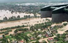 """""""Экоцид"""" в Прикарпатье: СБУ начинает большое расследование из-за разрушительного наводнения"""