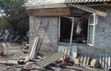 Катастрофические разрушения Куйбышевского района Донецка: первые кадры пострадавших домов и улиц после ночной бомбежки