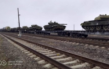 """Гай показал, как Путин готовится к """"нормандскому формату"""": в сторону Донецка стягиваются танки"""