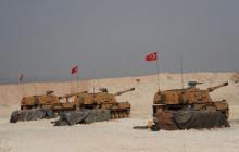 Повстанцы при военной поддержке турецких танков, БМП и артиллерии пошли в атаку на союзников Кремля в Сирии - детали
