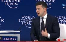 Видео выступления Зеленского на экономическом форуме в Давосе: прямой эфир