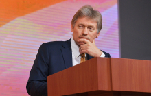 У Путина пояснили, будут ли они вести диалог с США относительно Донбасса