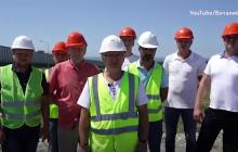 """""""Нас кинули"""", - строители Керченского моста открыто рассказали Путину о крупнейших проблемах"""