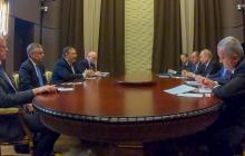 Помпео жестко обошелся с Путиным на переговорах в Сочи