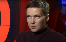 Савченко обратилась к Зеленскому с ультиматумом: президент должен выполнить 3 ее условия