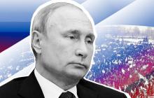 """Кремль готовит РФ к неизбежному, """"Путин таки прозрел"""": что происходит"""