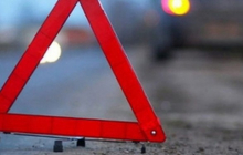 Грузовик в Николаевской области влетел в АЗС – пешеходы погибли на месте