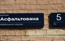 """""""В стиле президента"""", - депутаты Киевсовета предложили переименовать улицу Пушкинскую в Асфальтированную"""