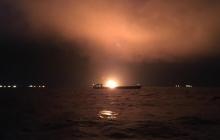 """Пожар в Керченском проливе: горящие корабли находятся в """"черном списке"""" из-за перевозок газа из Крыма в Сирию"""