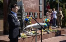"""Зеленский в Краматорске сделал знаковое заявление: """"Донбасс - это не просто Украина"""""""