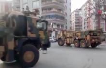 Турецкая армия готовится к прорыву фронта: к Сирии переброшены РСЗО T-300 Kasirga и зенитные комплексы ATILGAN, детали