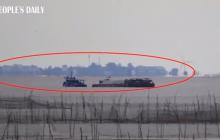 Город-призрак над озером Хунцзэху: жители Китая показали аномалию на видео