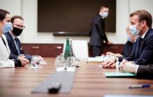 """Макрон и Тихановская договорились о сотрудничестве: """"Мы будем действовать"""""""