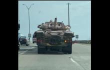 Фото российского танка в США: стало известно, к чему готовятся американские военные